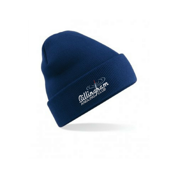 BAC Oxford Navy Beanie