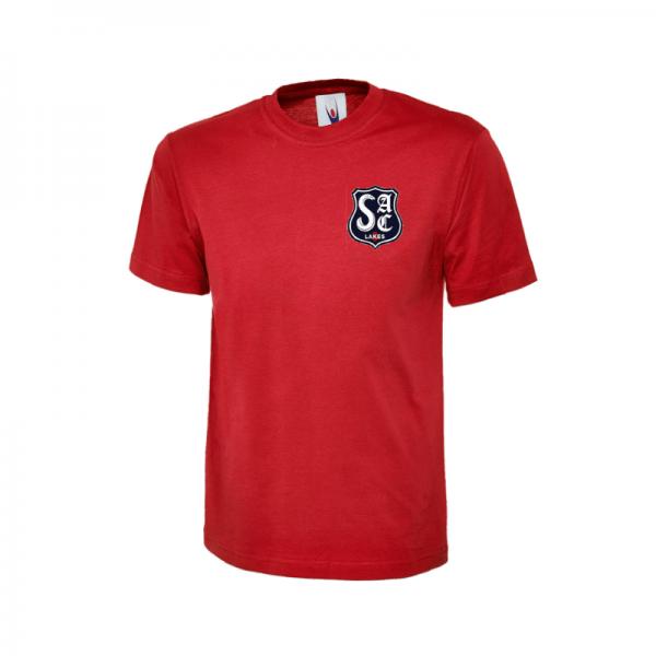 Red T-shirt - Kids - SAC