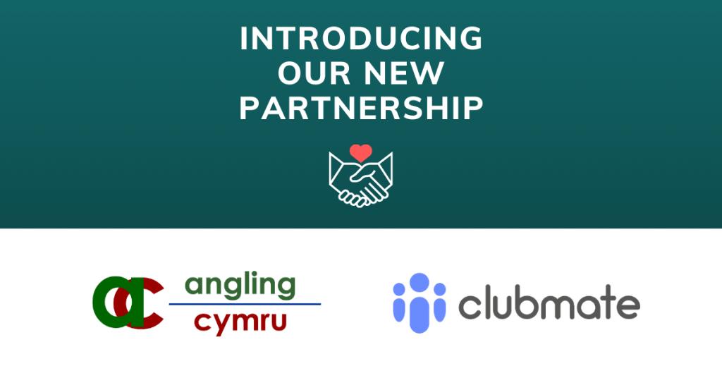 Angling Cymru & Clubmate announce partnership